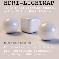 HDRI studio basic 013