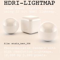 HDRI studio tent 006