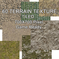 terrain texture ground grass road desert pack