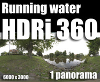 Hdr Running water