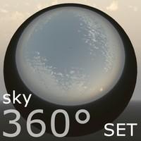 360 environment sky texture 02