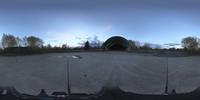 hangar hdr sphere