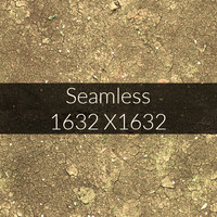 Yellow Soil Texture Map 04