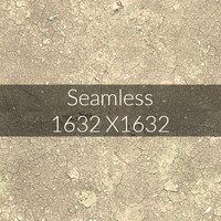 Yellow Soil Texture Map 03