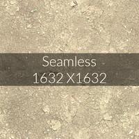 Yellow Soil Texture Map 03