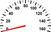 Speedometer preloader