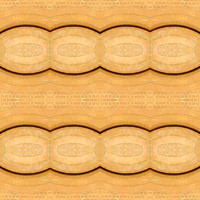 yellow Block Tile Texture 3