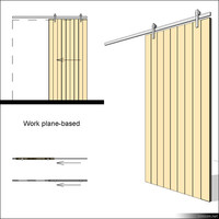 Door Sliding Single wpb 01129se