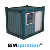 Office Container 10ft