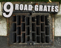 Road Grates