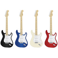 Vector Stock: Fender Stratocaster Guitars