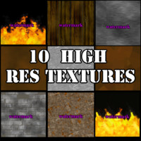 10 Repeatable Textures