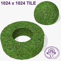 Grass tile B