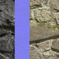 Stone Tileable Texture 7