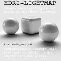 HDRI studio basic 004