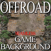 Offroad Game Background