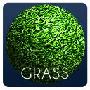 Grass Texture Bumpmap