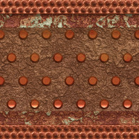 Metal Plate 9 | Tileable | 2048px