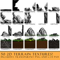 2D Platform Terrain Art Pack