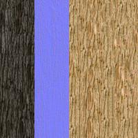 Tree Bark Tileable Texture 4