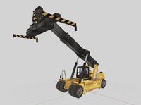 loader crane 3ds