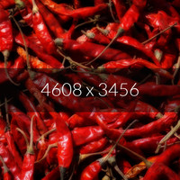 Red Chili Texture