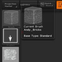 Zbrush Bricks