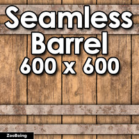Wood 054 - Barrel