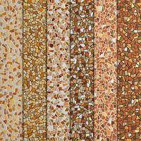 Broken Tiles Textures Set