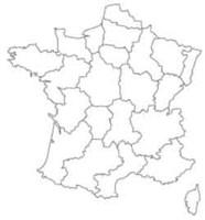 Carte de France (SVG)