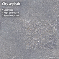 City asphalt