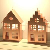 Lantern_Houses_Set