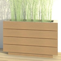 Planter_Wood