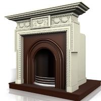designed place 3d model