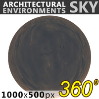 Sky 360 Clouded 001 1000x500