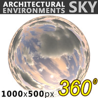 Sky 360 Clouded 005 1000x500
