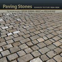 Paving Stones Texture