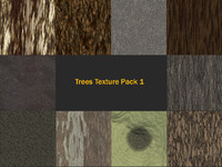 Trees Texture Pack 1