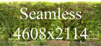 Green Garden Fence 2