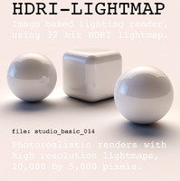 HDRI studio basic 014