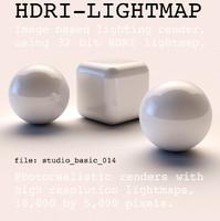 HDRI studio basic 014