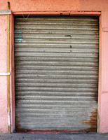 Mexican Rolling Steel Door