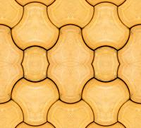 Yellow Block Tile Texture 01