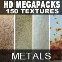 HD Metal MEGAPAK 150 textures