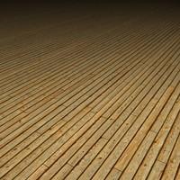 Old Wood Floor 1-4