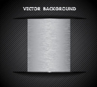Metal Vector Background