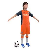 Soccer Kid NY4