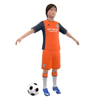 soccer kid max