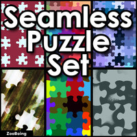 Set 053 - Puzzle Pieces
