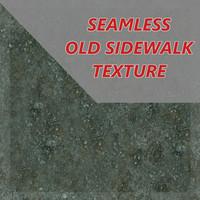 Old Sidewalk Texture